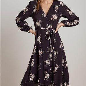 Velvet by graham and spencer wrap dress